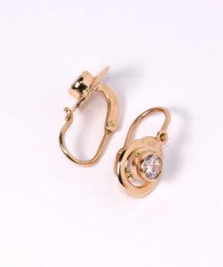 használt arany fülbevaló