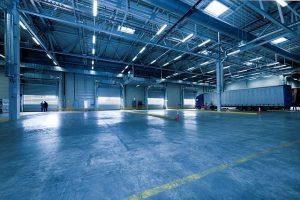 Dilatációs profilok ipari padlóhoz