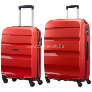 Keményfedelű bőrönd